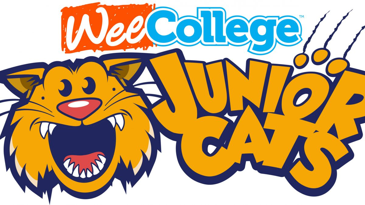 Wee College Junior Cats Club