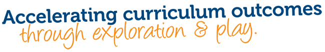 Accelerating curriculum outcomes through exploration & play